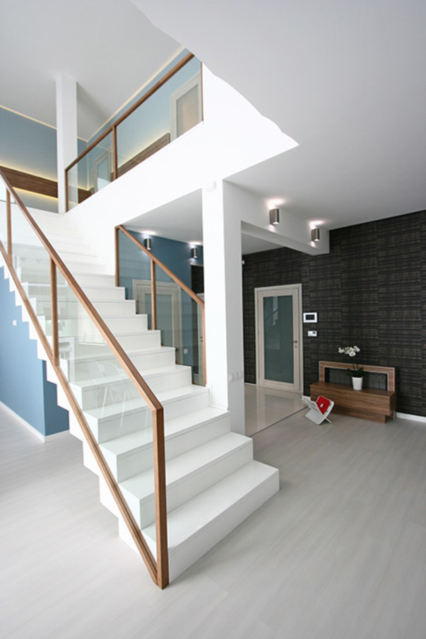 Glass Stairs Ideas Trends Of Stair Railing Ideas and Materials Interior