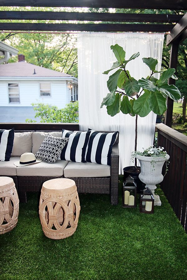 Green Balcony Ideas 25 Best Ideas About Grass Rug On Pinterest
