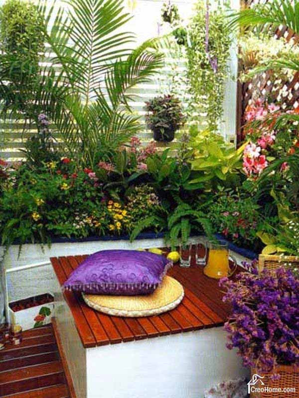Green Balcony Ideas 30 Inspiring Small Balcony Garden Ideas