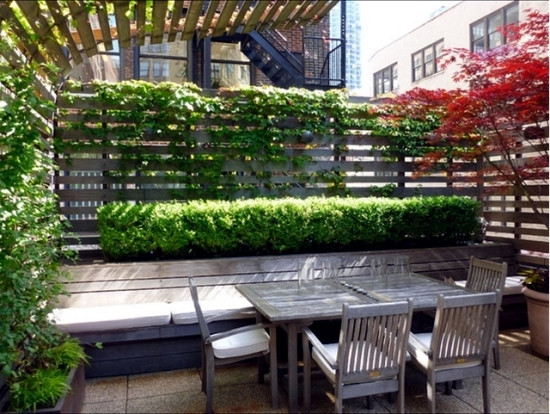 Green Balcony Ideas Balcony Privacy Screen with Vertical Garden – Effective
