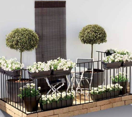 Green Balcony Ideas Beautiful Balcony Decorating Ideas 15 Green Balcony