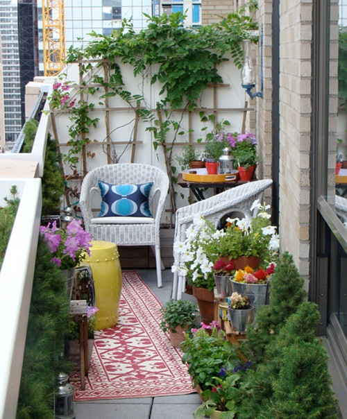 Green Balcony Ideas Green Balcony Ideas1 – My Desired Home