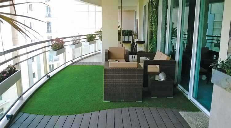 Green Balcony Ideas High5 – Green Ideas for Your Dlf5 Balcony