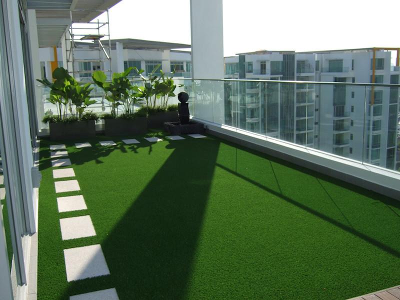 Green Balcony Ideas Kunstrasen Balkon Rasenteppich Für Zuhause Kunstgras