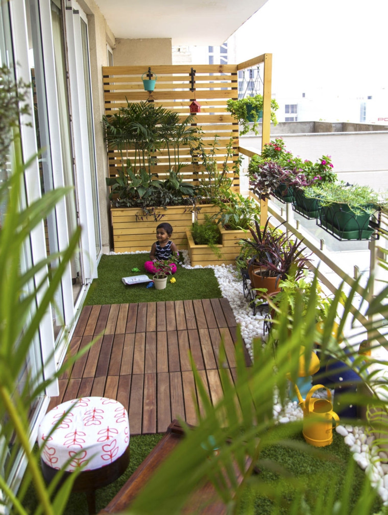 Green Balcony Ideas Terrazas Con Encanto Ideas Para Decorar Con Estilo