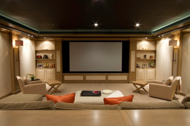 Home Cinema Designs 23 Ultra Modern and Unique Home theater Design Ideas