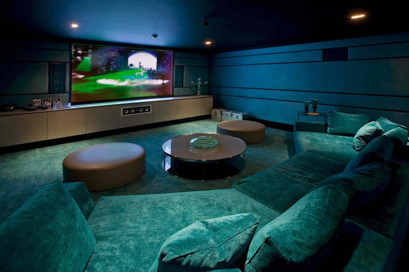 Home Cinema Designs 30 Basement Remodeling Ideas Inspiration