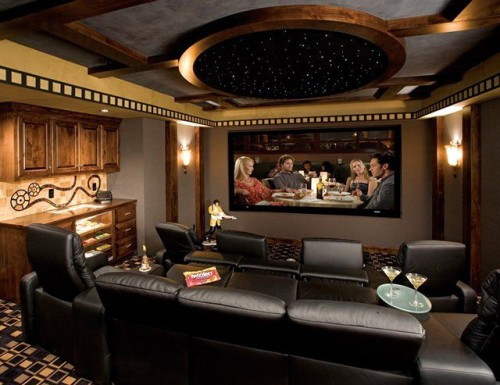 Home Cinema Designs 5 Home Cinema Interior Designs
