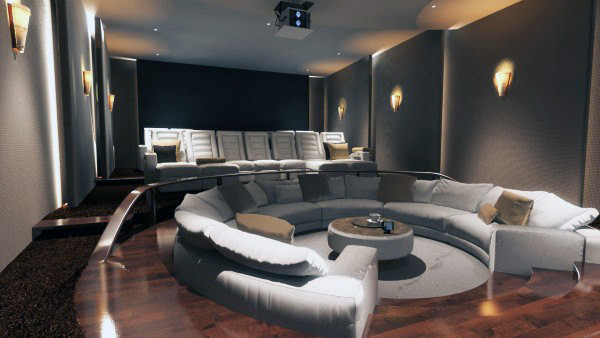 Home Cinema Designs 80 Home theater Design Ideas for Men Movie Room Retreats