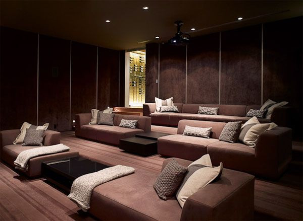Home Cinema Designs Best 25 Home theater Design Ideas On Pinterest
