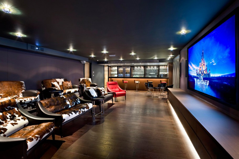Home Cinema Designs Home Cinema Designs and Ideas
