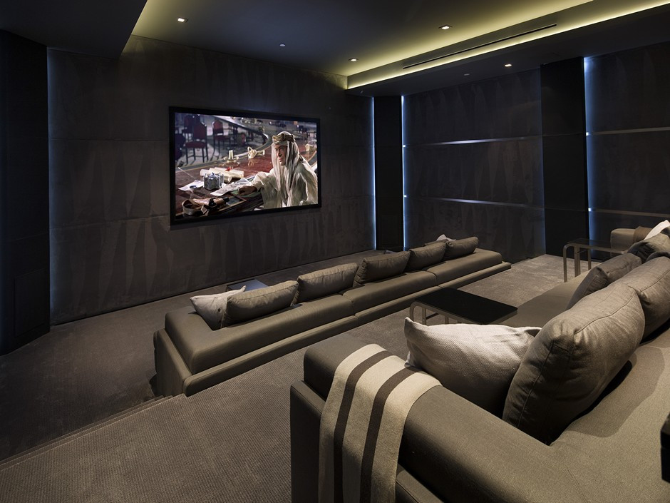 Home Cinema Designs Home Cinema