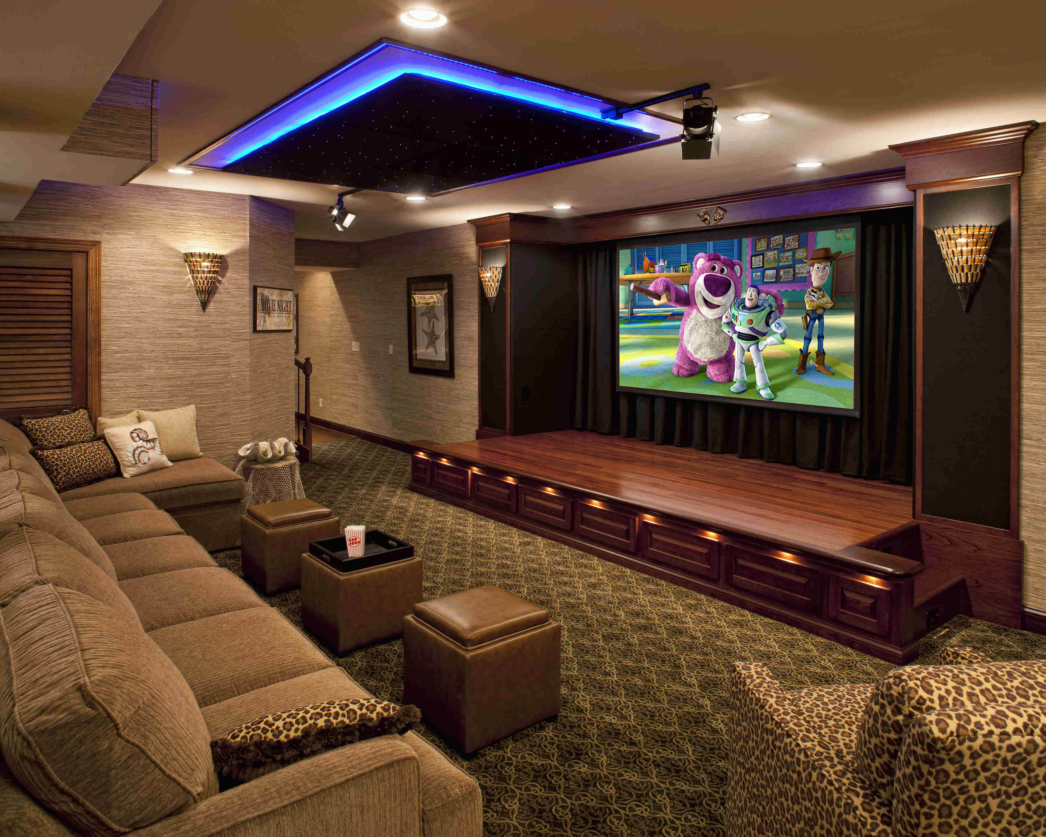 Home Cinema Designs Home theater & Automation Blog Media Rooms News