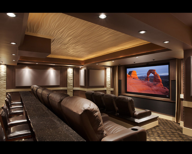 Home Cinema Designs Home theater Designs and Installation Ottawa