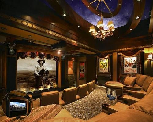 Home Cinema Designs Home theatre Design