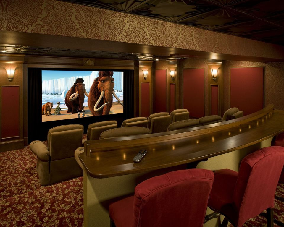 Home Cinema Designs the Media Room