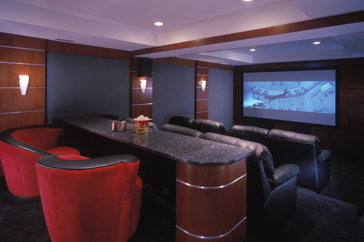 Home Cinema Designs the Ultimate Movie Room