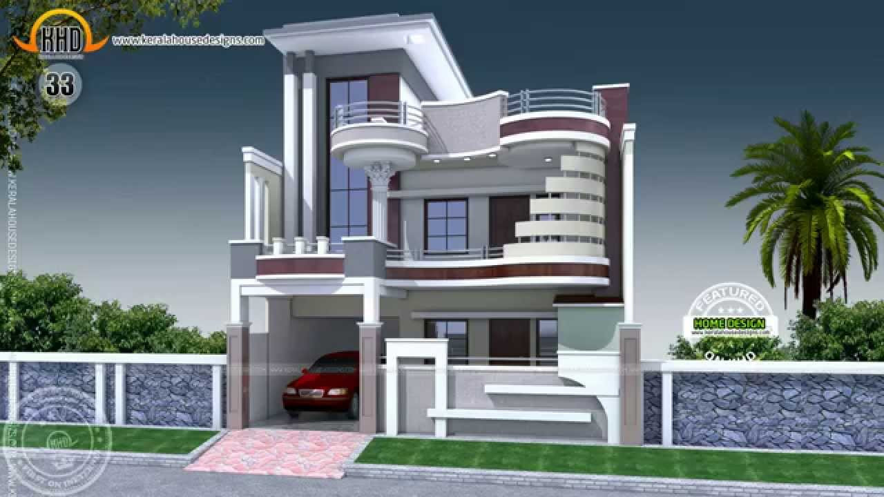 Illustrate Home Designs House Designs Of July 2014