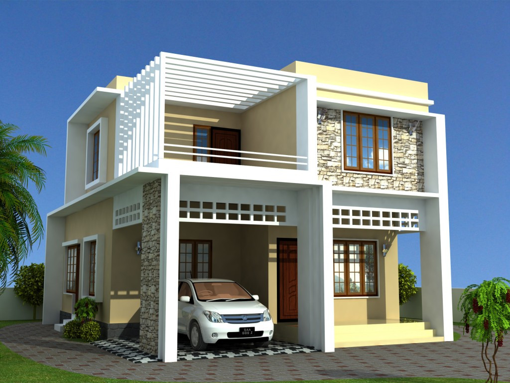 Illustrate Home Designs Low Cost House Plans
