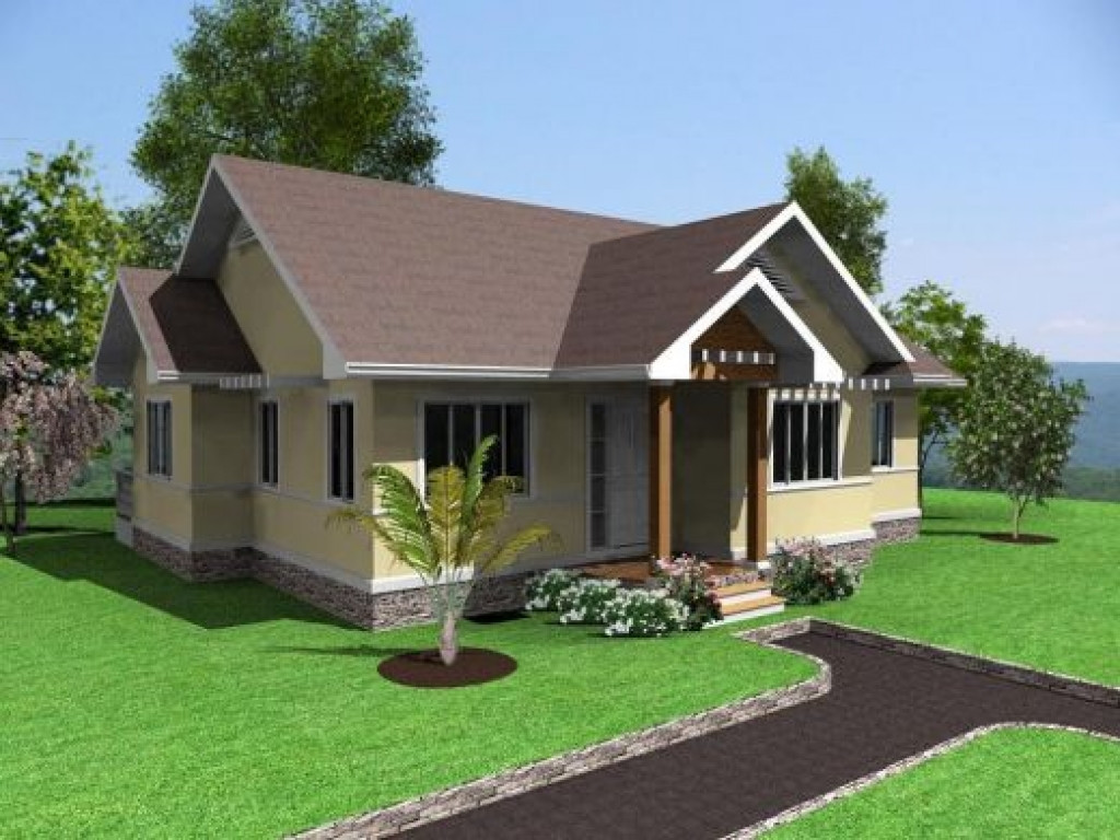 Illustrate Home Designs Simple House Design 3 Bedrooms In the Philippines Simple