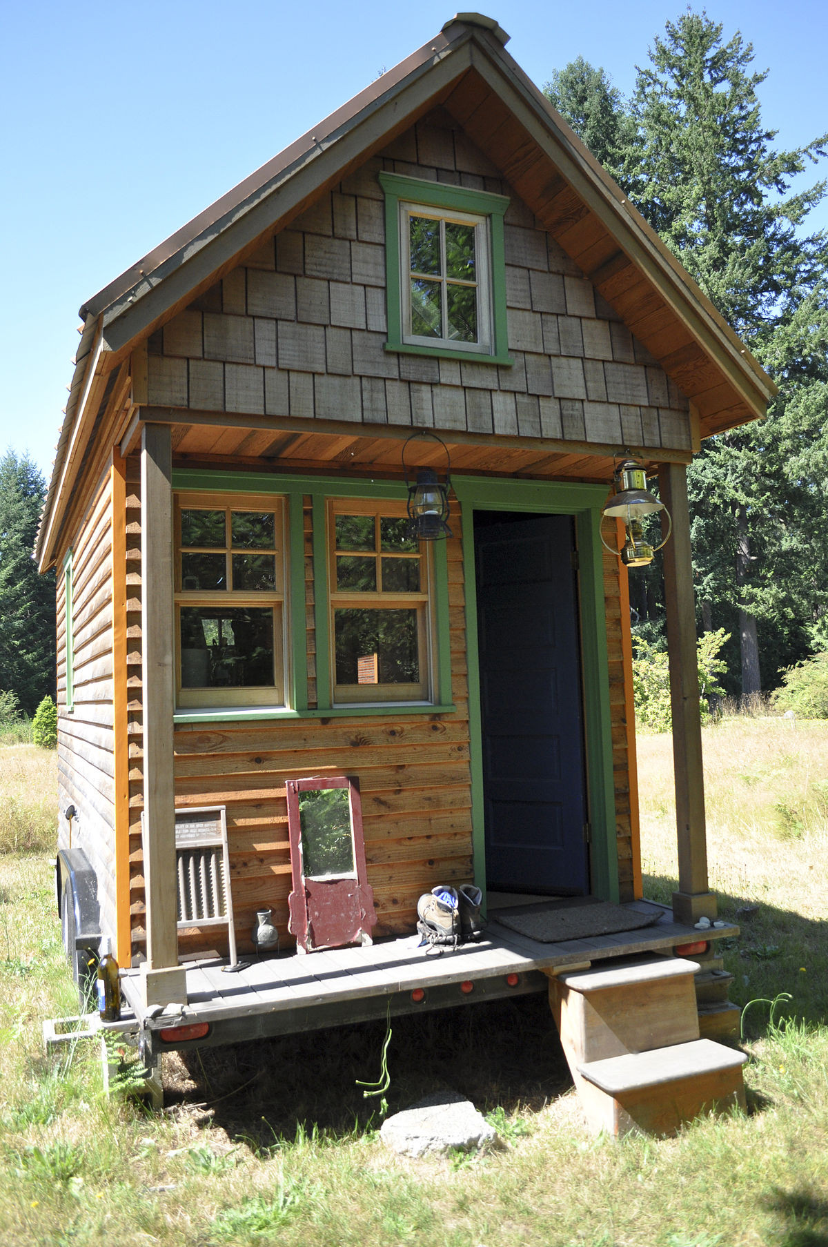 Illustrate Home Designs Tiny House Movement