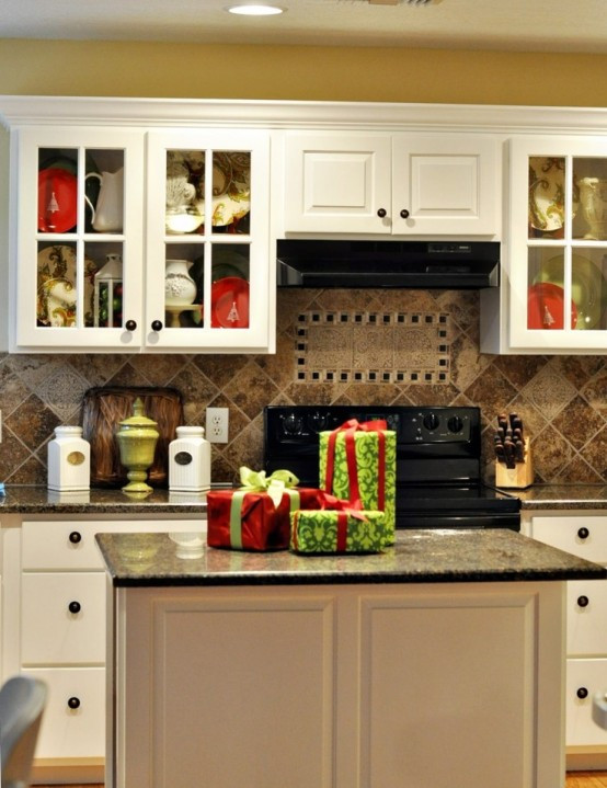 Impressive Ideas Decorate Kitchen 21 Impressive Christmas Kitchen Decor Ideas Feed Inspiration