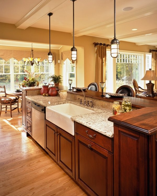 Impressive Ideas Decorate Kitchen 25 Impressive Kitchen island with Sink Design Ideas