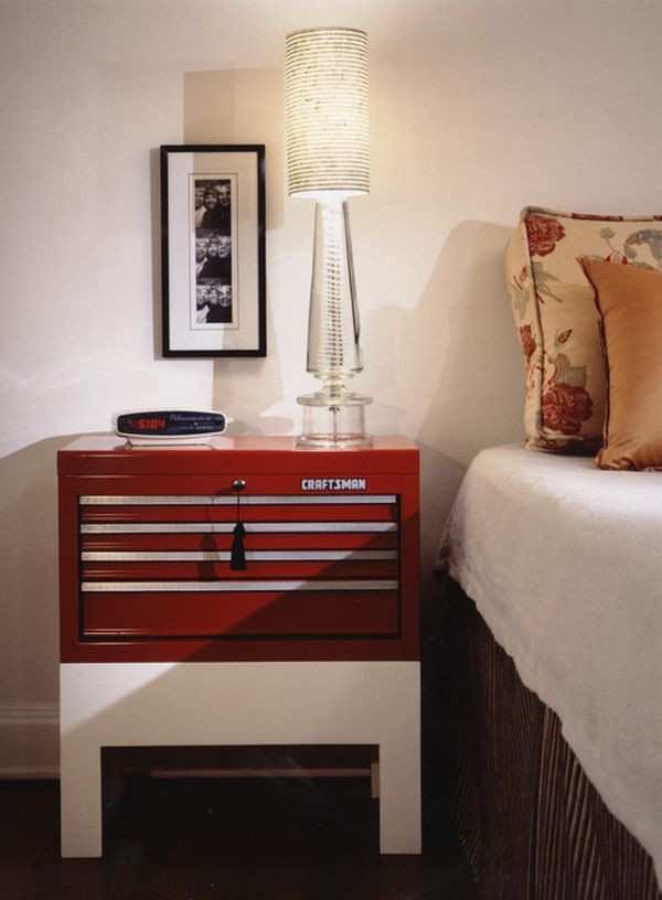 Interesting Nightstand Designs Uber Masculine Ways to Style the Nightstand