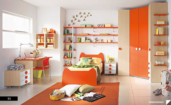 Kids Bedroom Design 21 Beautiful Children S Rooms