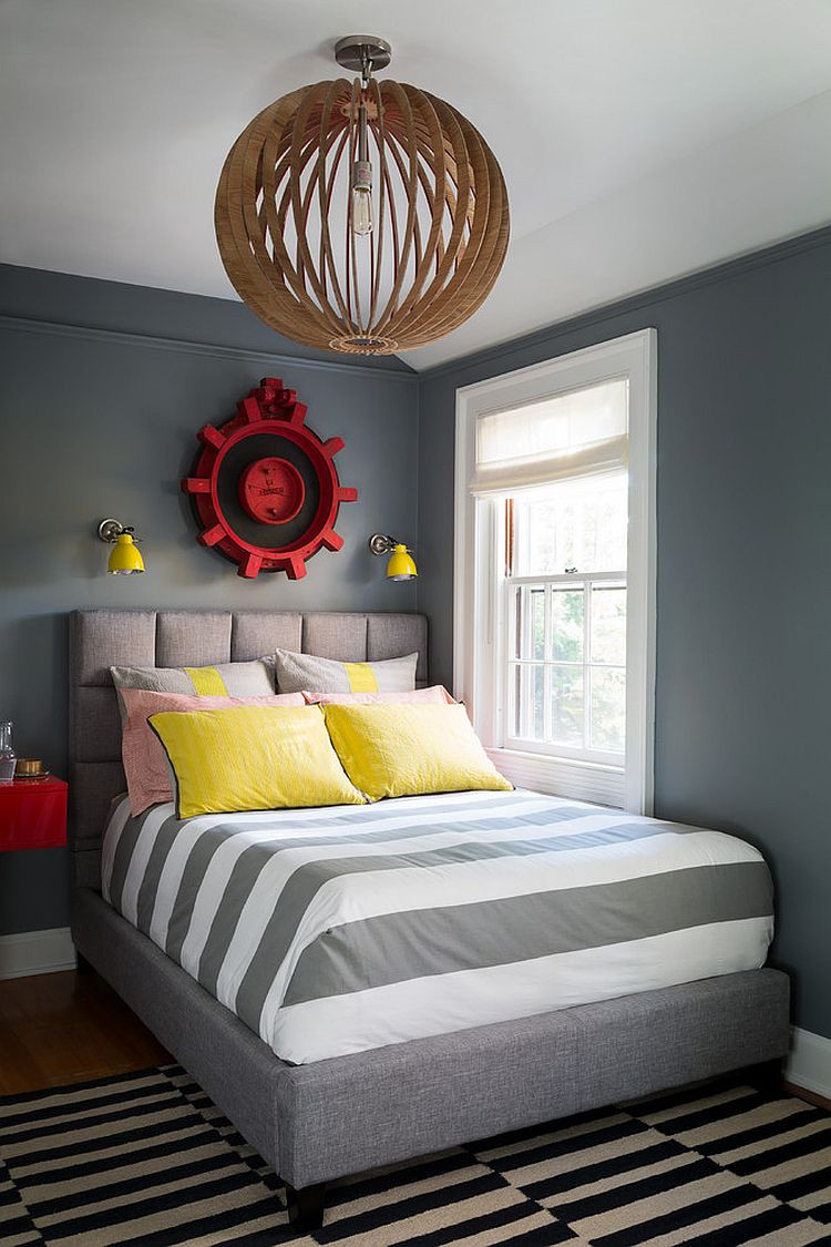 Kids Bedroom Design 25 Cool Kids' Bedrooms that Charm with Gorgeous Gray