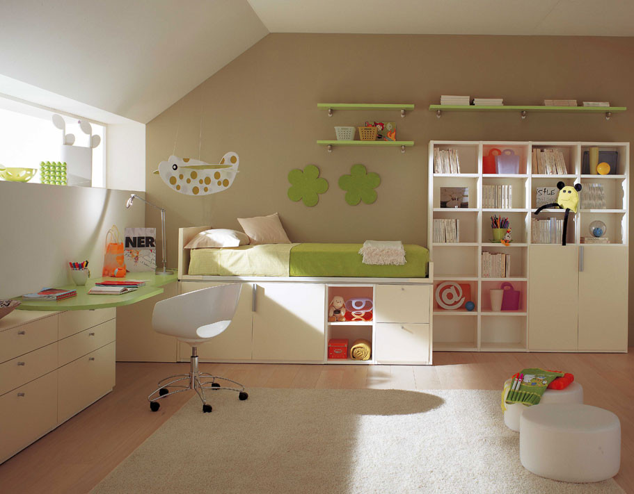 Kids Bedroom Design 29 Bedroom for Kids Inspirations From Berloni Digsdigs