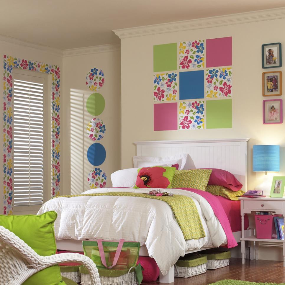Kids Bedroom Design Colorful Kids Room Design