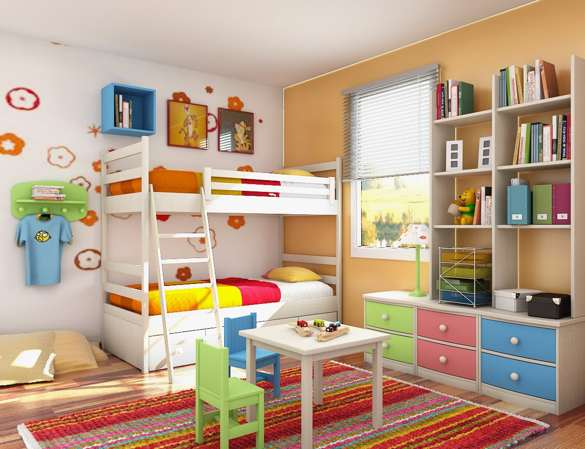 Kids Bedroom Design Kids Room Designs and Children S Study Rooms