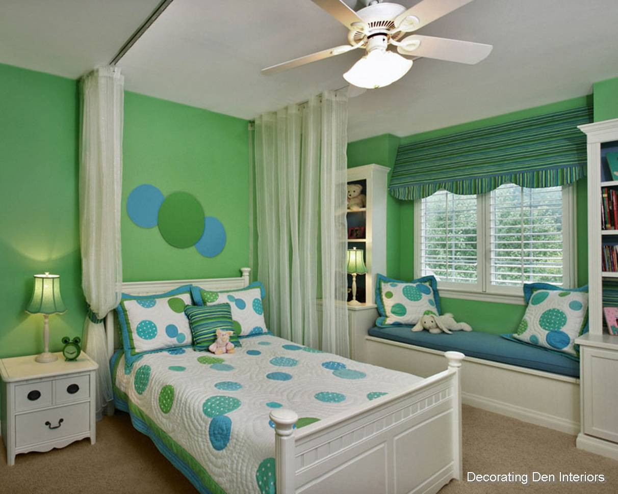 Kids Bedroom Design Tips for Decorating Kid's Rooms