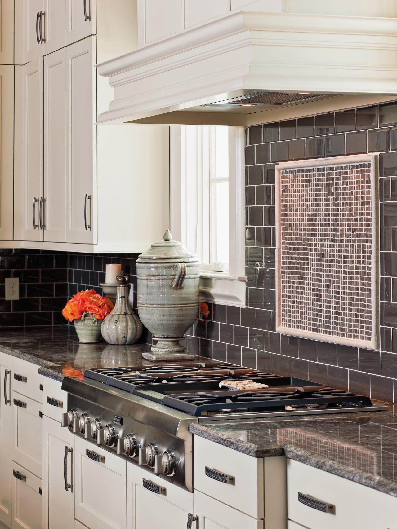 Kitchen Backsplash Design Glass Backsplash Ideas & Tips From Hgtv
