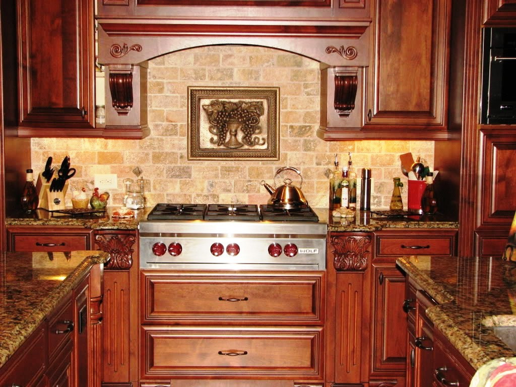 Kitchen Backsplash Design the Ideas Of Kitchen Backsplash Designs