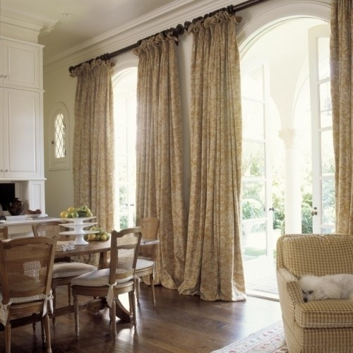 1000 ideas about Curtains For French Doors on Pinterest
