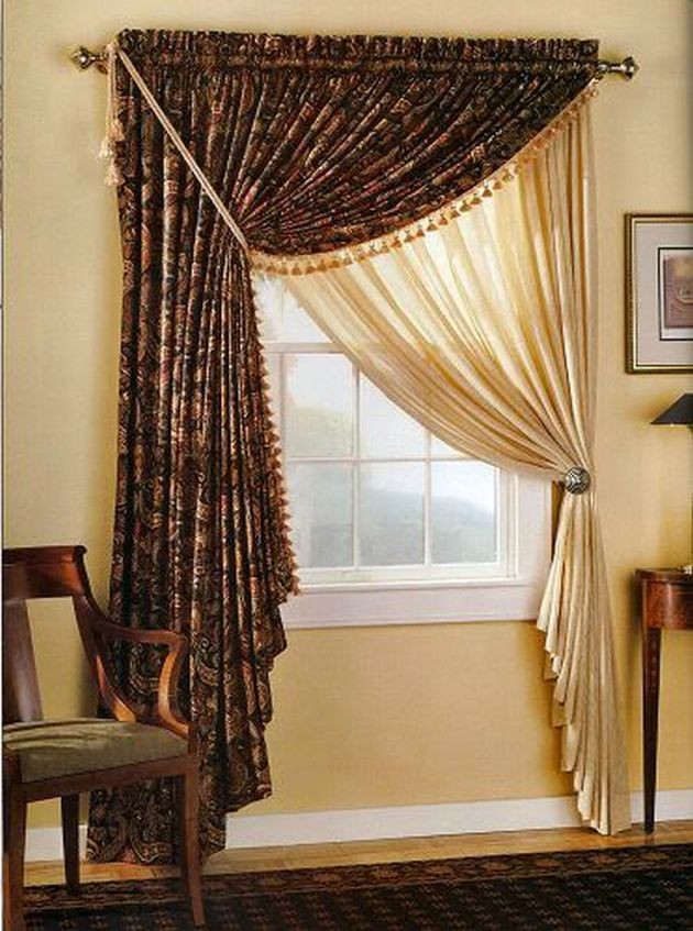 Magnificient Options for Curtains 11 Magnificent Drop Cloth Curtains Sunroom Ideas In 2019