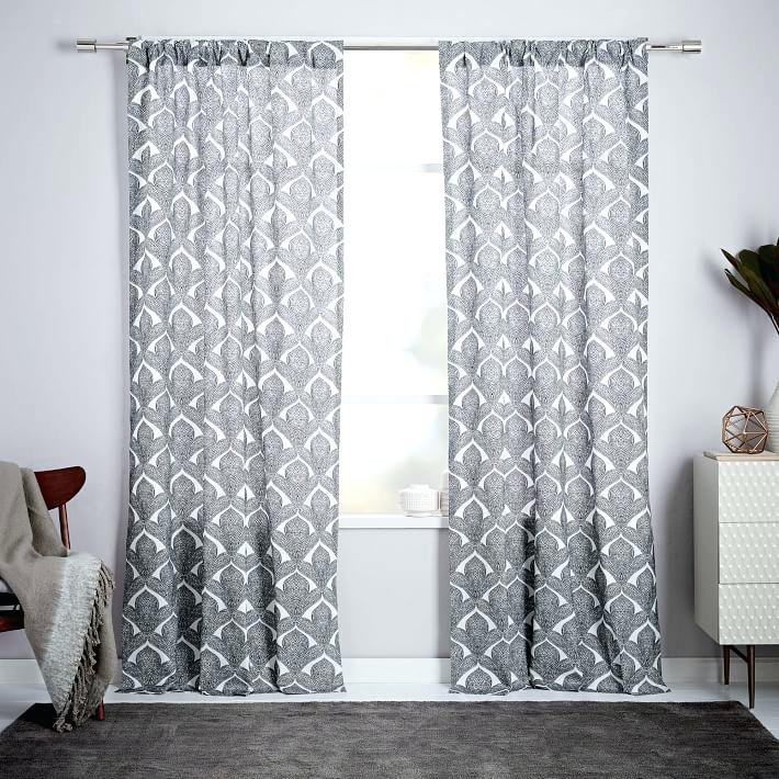 Magnificient Options for Curtains Magnificent Curtain Curtain White Canvas Curtains F