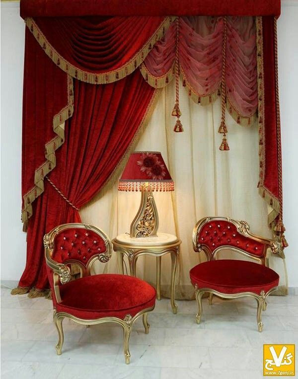 Magnificient Options for Curtains Magnificent Red Drapes and Curtains Decor with Sheer