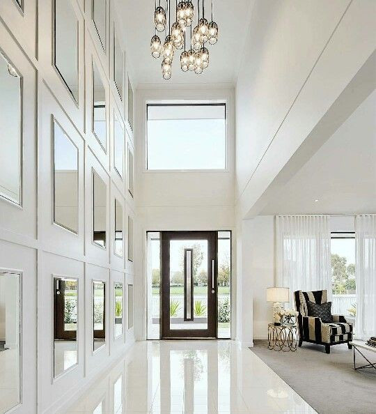 Modern Foyer Ideas Amazing White Foyer Amazing White Luxury Foyer