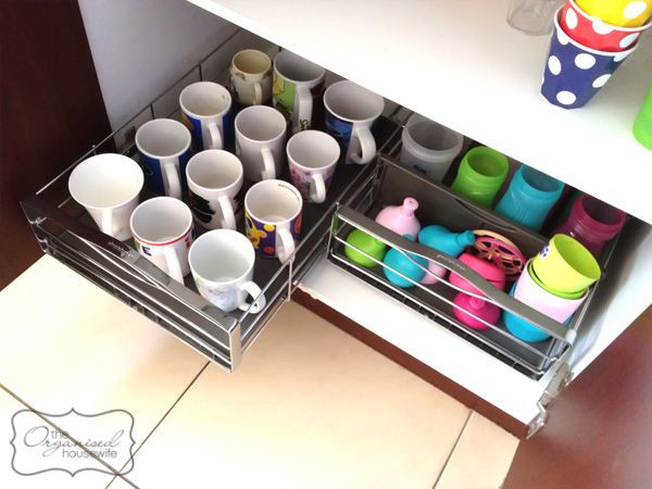 Mug Storage solutions 1000 Images About Kitchen Storage solutions On Pinterest