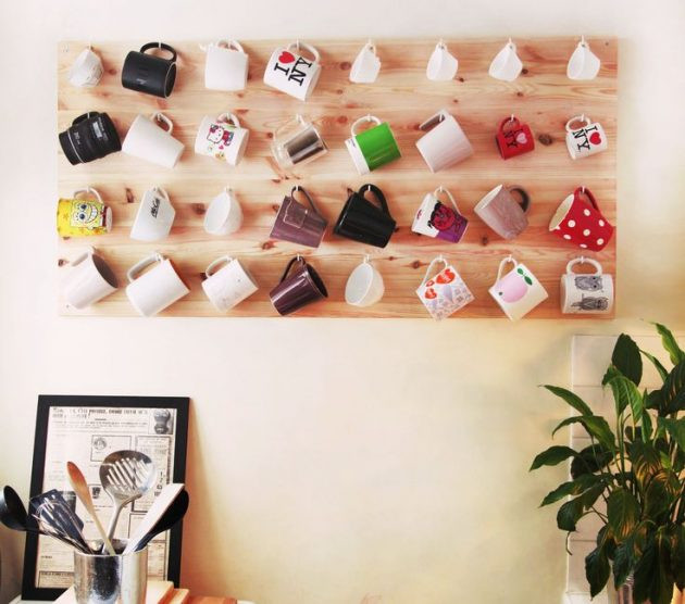 Mug Storage solutions 18 Creative Mug Storage solutions that You Need to See today