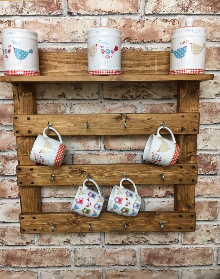 Mug Storage solutions Best 25 Mug Rack Ideas On Pinterest
