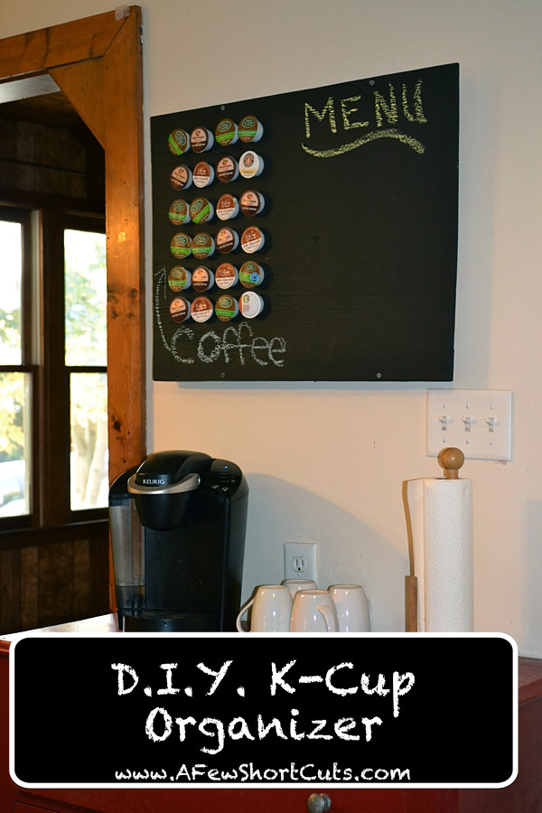 Mug Storage solutions Creative K Cup organizers Home Stories A to Z