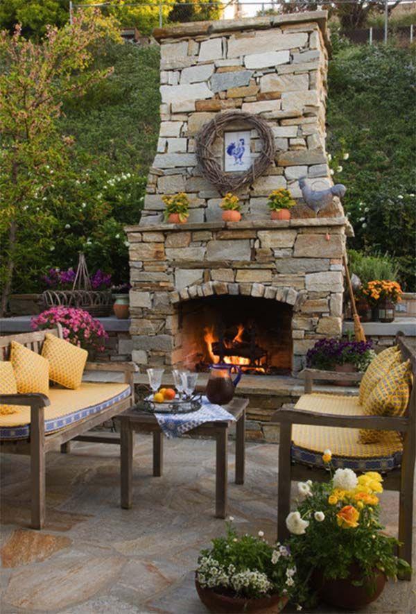 Outdoor Fireplace Design Best 25 Outdoor Fireplace Designs Ideas On Pinterest
