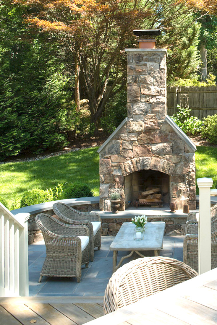 Outdoor Fireplace Design Creative Outdoor Fireplace Designs and Ideas