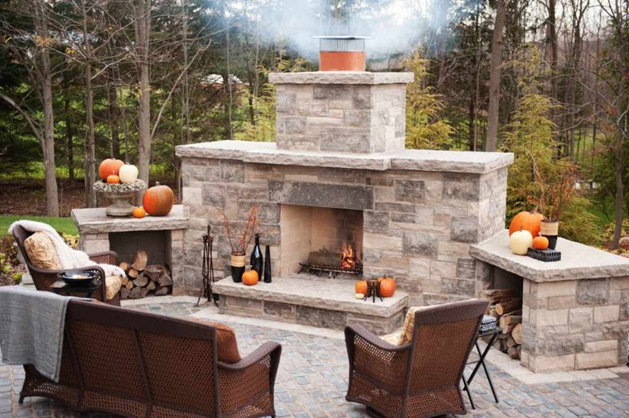 Outdoor Fireplace Design New Living Room the Most Build Your Own Outdoor Fireplace