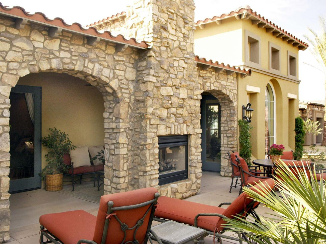 Outdoor Fireplace Design Outdoor Fire Pit Designs Options Tips & Ideas