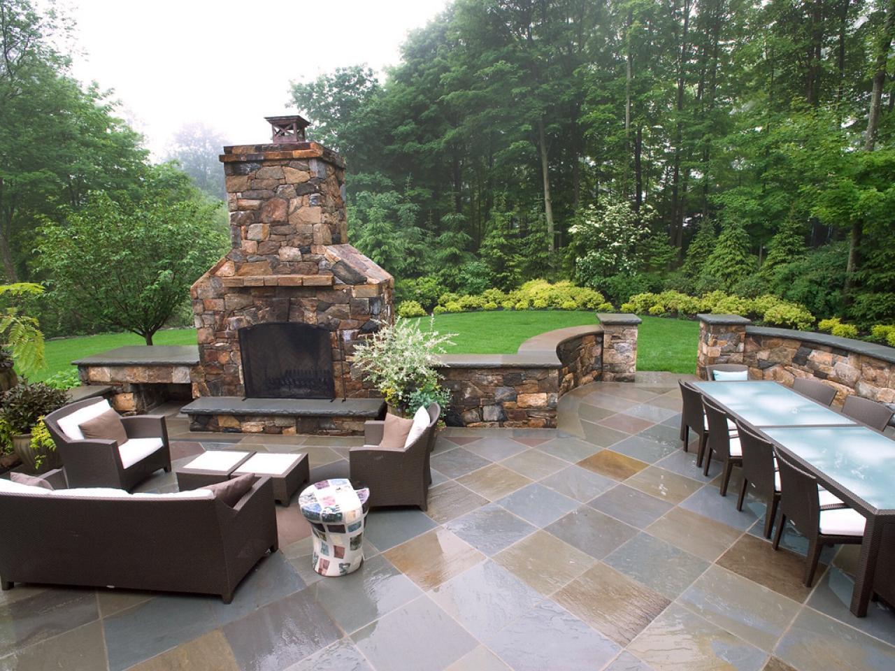 Outdoor Fireplace Design Outdoor Fireplace Design Ideas